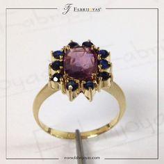 bba452549eb7 Este año el color en la piedra es un gran protagonista para las Argollas de  Matrimonio y Anillos de Compromiso.