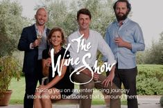 The Wine Show with Joe Fattorini, Matthew Goode, Matthew Rhys and Amelia Singer. As seen on ITV, this is your guide to the world of wine and the best place to discover amazing wine stories.