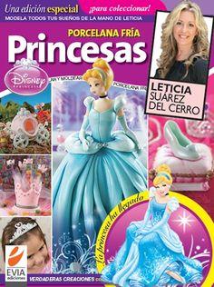 Porcelana Fría - Princesas #EVIADIGITAL Descargala ya en www.eviadigital.com