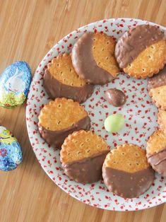 Recette galettes bretonnes au chocolat (de Pâques)... sympa ça :) | Finistère | Bretagne | #myfinistere