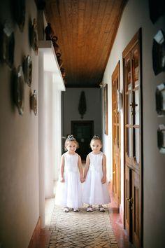 The twins...   #Timeless #inspiration #countryside #rusticwedding #weddingday #wedding #weddingblog #weddingportugal #weddingideas #weddingphotography #weddingphoto #destinationwedding #love #fineartweddings #weddingdetails #bridalstyle #weddingday #bridal #weddinginspiration #instawedding #destinationweddingphotographer #europeweddingphotographer #photojournalism #fineartbride
