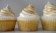 8 Ways to Top A Cupcake Without Icing or Frosting