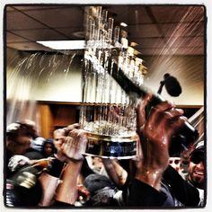 Don't stop believing... 2012 World Series Champions!!! #orangeoctober #sfgiants