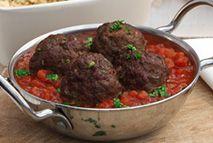 Moroccan meatballs – Recipes – Slimming World recipe slimming world Slimming World Slimming World Dinners, Slimming World Diet, Slimming Recipes, Minced Beef Recipes, Mince Recipes, Meatball Recipes, Healthy Eating Recipes, Cooking Recipes, Diet Recipes
