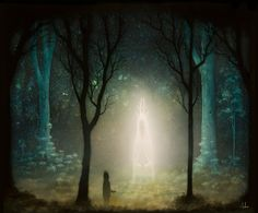 Roamer of the Subterranean Forest ~ Andy Kehoe