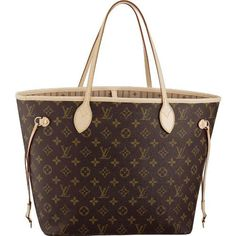 Louis Vuitton Neverfull MM by Louis Vuitton Neverfull   @ashleesloves.com  #louisvuitton #handbag #fashion