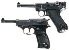 Mauser 42 Code 1940 Dated Luger Pistol