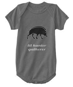 lil hunter gatherer