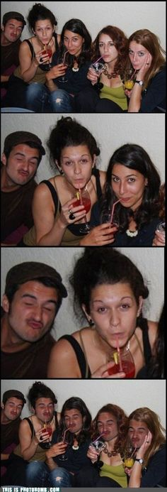 photobomb, you're doing it right