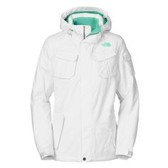 The North Face Decagon Jacket - Womens + Free Shipping
