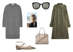"""M 194"" by royalsfollower ❤ liked on Polyvore featuring Acne Studios, Michael Kors, Valentino, Kate Spade and Karen Walker"