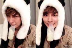 Yoon Shi Yoon Cute | yoon+shi+yoon+panda+hat.jpg