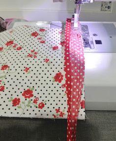 De Pedacinhos Patchwork: Amo bolsas de patchwork