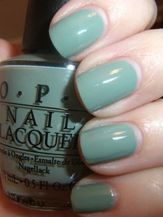 Painting my nails this color TODAY!