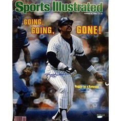 Reggie Jackson SI Cover 16x20 Photo (Used for JACKPHB016005) LE2000