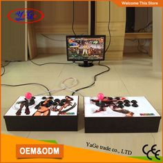 280.00$  Watch here - http://alir2w.worldwells.pw/go.php?t=32788206719 - 2017 Newest HD VGA output Video game consoles with 680 in 1 multi game board pandora box 4s