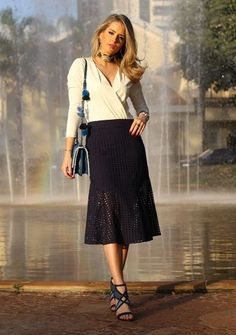 Women's fashion | Cute spring outfit
