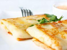 Recipes from Mum's Kitchen: Chicken Pancakes