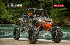 Check out the latest build from WC3 - Woods Cycle Country Customs. A RZR 4 with the brand new Magnum 3 Outlaw Tires. Only @ #WoodsCycleCountry #WC3