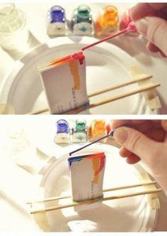Art & Mañas » Inspiración: Como hacer tarjetas de visita originales