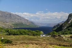 North West head of Loch Maree Scotland 2