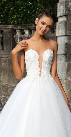Milla Nova Bridal 2017 Wedding Dresses renata2 / http://www.deerpearlflowers.com/milla-nova-2017-wedding-dresses/20/
