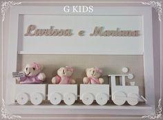 enfeite de porta de maternidade e quarto de bebe - Pesquisa Google