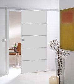 Glass Sliding Door Design Offices 70 Ideas For 2019 Sliding Door Design, Sliding Glass Door, Glass Doors, Interior Modern, Interior Design, Interior Ideas, Design Interiors, Home Interior, Modern Door