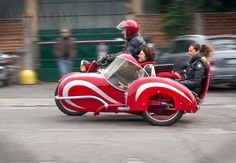 Action time (Guzzi) by Marco Pugliese on Moto Guzzi Motorcycles, Old Motorcycles, Harley Davidson Knucklehead, Harley Davidson Motorcycles, Bike With Sidecar, Three Wheel Motorcycles, Motorcycle Photography, Engin, Super Bikes