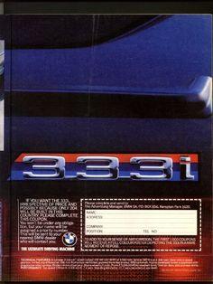 Bmw E30 M3, Bmw Models, Cannon, Motors, Minis, Transportation, Automobile, Pride, Vehicles