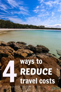 How to Save on Travel - our top 4 tips to help you reduce your costs!