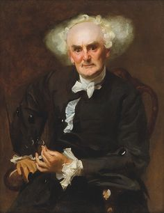 """John Singer Sargent (American, 1856–1925). Joseph Jefferson as Dr. Pangloss, 1890. The Players 