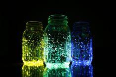 Glowing jar o tarros brillantes para sorprender a los niños   Aprender manualidades es facilisimo.com