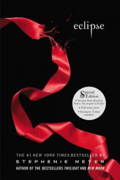 2008 - Eclipse by Stephenie Meyer - Bella must choose between her friendship with Jacob, a werewolf, and her relationship with Edward, a vampire, but when Seattle is ravaged by a mysterious string of killings, the three of them need to decide whether their personal lives are more important than the well-being of an entire city.