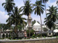 Masjid Jamek.