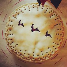 I have a couple pics to share of Gluten Free options from Heather's Pies. This one above of the reindeer is a Cherry Plum & the Savory Vegetables Tart is exactly that. I'm sorry, but some of the GF recipes are so bad. Who's in charge of research and development in recipe land? There is no way I'm sending a cardboard for a crust out there to be eaten? So, I've tweaked, twisted and have made the GF Pie options delicious and for you to try. I would love more feedback from those who have tried…