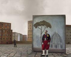 PAOLO VENTURA photographs -
