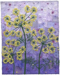 Fennel Blossom Trio by Kirsten Chursinoff, via Flickr