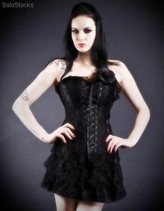 Corset Corset, Goth, Style, Fashion, Women, Gothic, Swag, Moda, Stylus