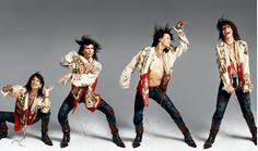 steven tyler doing steven tyler things