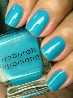 Deborah Lippmann - On The Beach #nails, #fashion, #pinsland, https://apps.facebook.com/yangutu