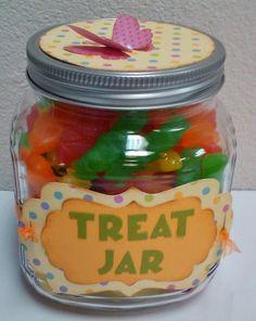Spotlight Jar idea