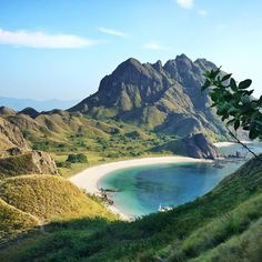 Good night  Loc: Padar Island, Flores Indonesia