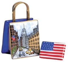 Shopping Bag of Goodies by Limoges