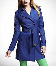 I would love a trench coat