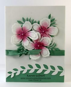 Botanical Blooms by kaygee47 - Cards and Paper Crafts at Splitcoaststampers