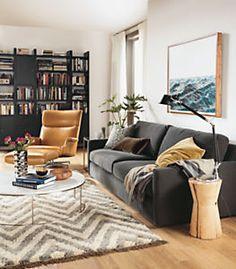 Easton Sofas - Modern Sofas - Modern Living Room Furniture - Room & Board