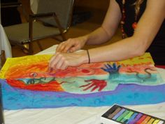 Creative Journal Expressive Arts Certification Training Program (Dr. Lucia Capacchione & Dr. Marsha Nelson)