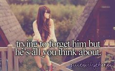 Haha yep... He hasn't left my mind... He is all I think about...