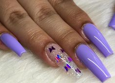 38 New Ideas For Clear Acrylic Nails Coffin Purple Orange Acrylic Nails, Acrylic Nails Stiletto, Short Square Acrylic Nails, Remove Acrylic Nails, Clear Acrylic Nails, French Acrylic Nails, Acrylic Nails Coffin Short, Coffin Nails, Gel Nails